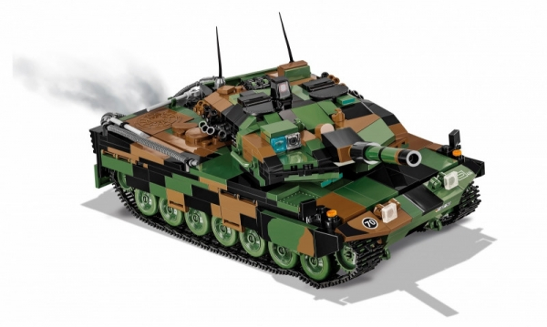 Armed Forces Leopard 2A5 Tvm (2620)
