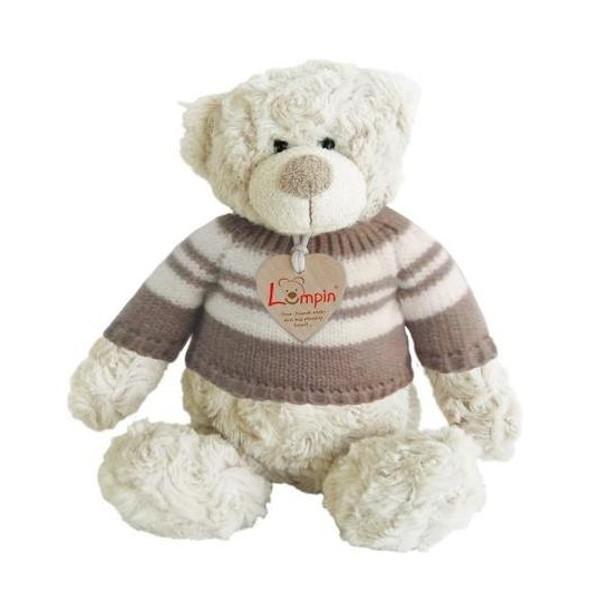 Miś Spencer w sweterku 36 cm