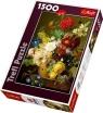 Puzzle Martwa natura z kwiatami 1500 elementów (26120)