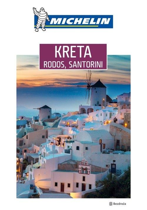 Kreta Rodos Santorini Michelin Zralek Peter