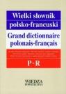 Wielki słownik polsko-francuski Tom 3 Frosztęga Bogusława, Karna Janina, Krzyżanowska Dorota
