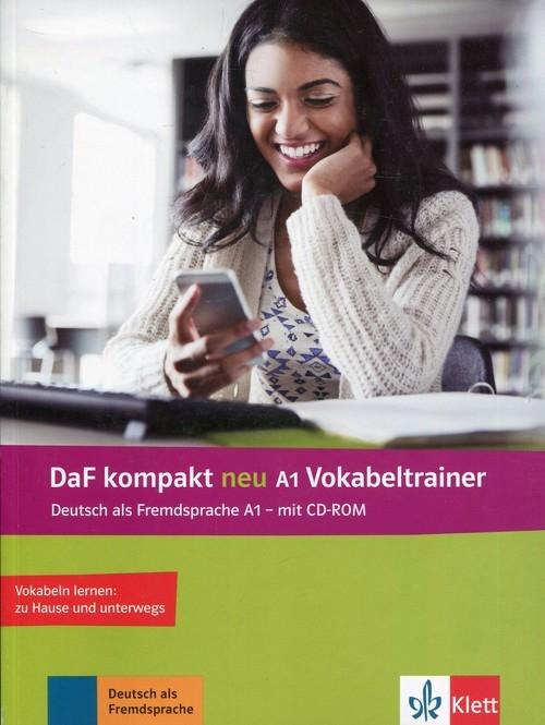 DaF kompakt neu A1 Vokabeltrainer + CD