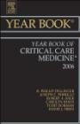 Year Book of Critical Care Medicine  2006 Joseph E. Parrillo, R. Phillip Dellinger,  Dellinger