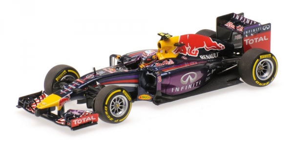 MINICHAMPS Infiniti Red Bull Racing (410140103)