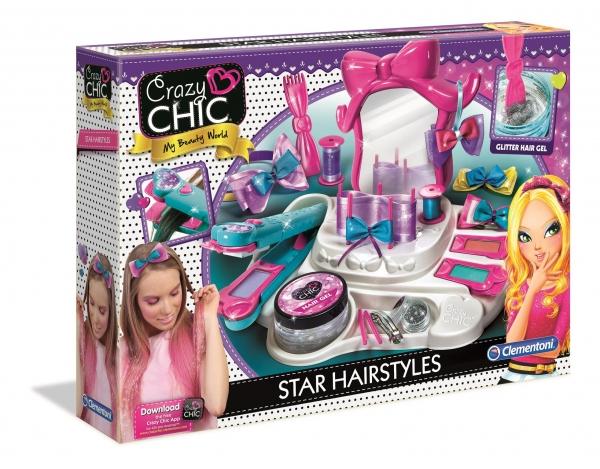 Crazy Chic: Salon fryzjerski (78420)