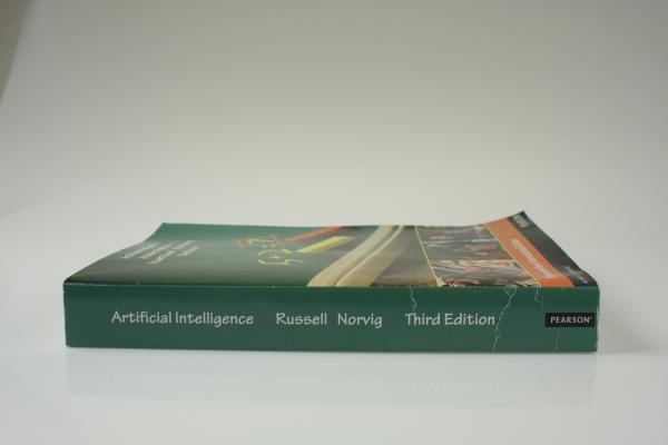 Artificial Intelligence 3e (Uszkodzona okładka) Stuart Russell, Peter Norvig