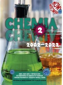 Chemia T.2 Matura 2002-2022 zbiór zadań wraz z odpowiedziami. Witowski Dariusz, Witowski Jan Sylwester