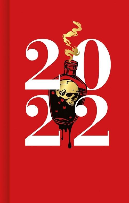 Kalendarz 2022 Kryminalny opracowanie zbiorowe