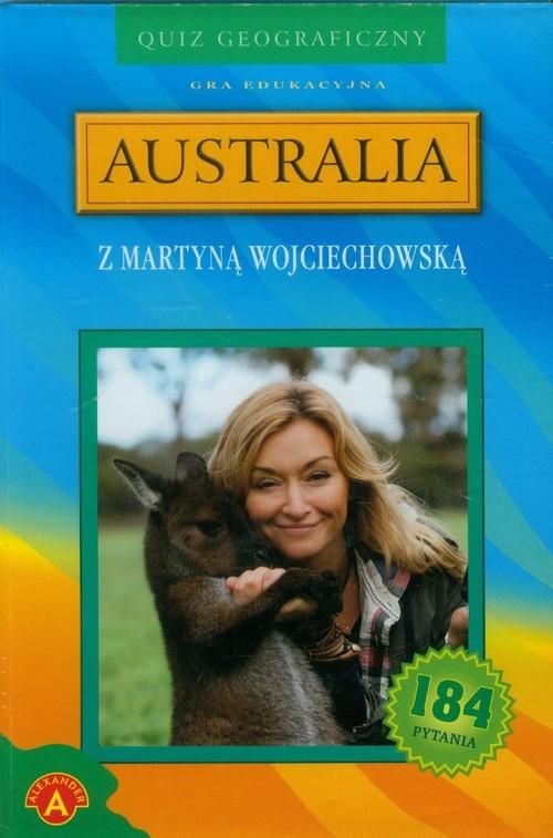 Quiz geograficzny Australia z Martyną Wojciechowską  (0520)