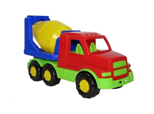Gosza samochód-betoniarka mix