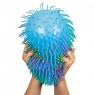 Duża piłka z włosami fioletowa