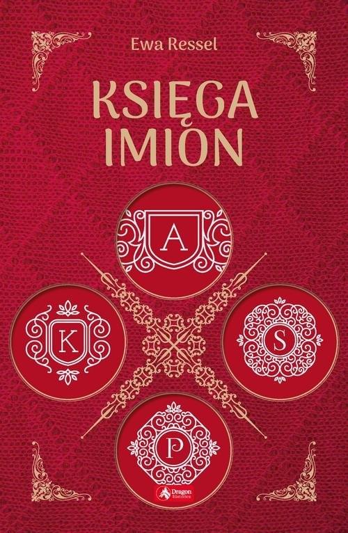 Księga imion Ressel Ewa