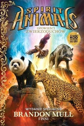 Spirit Animals. Opowieści zwierzoduchów