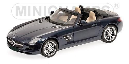 MINICHAMPS Mercedes-Benz SLS-Class AMG