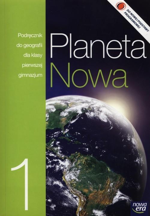 Planeta Nowa 1 Podręcznik Malarz Roman