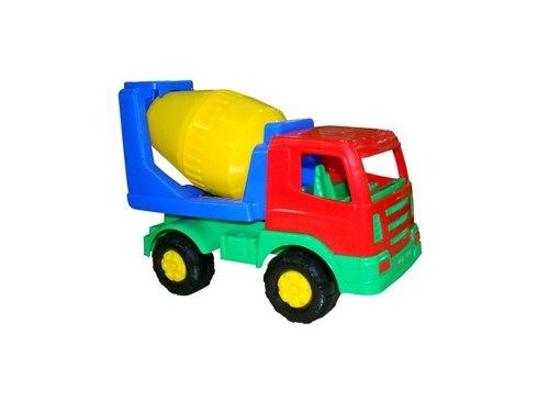 Miraż, samochód-betoniarka (9059)