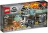 Lego Jurassic World: Ucieczka z laboratorium ze stygimolochem (75927)