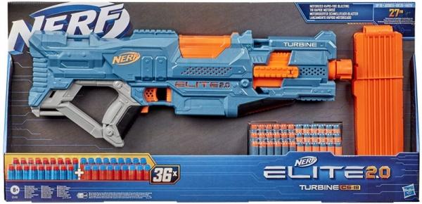 Blister Nerf Elite 2.0 Turbine (E9481)