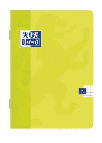 Zeszyt Oxford Sweet A6 48 kartek kratka