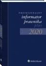 Profesjonalny Informator Prawnika Plus 2020, granatowy (format B5)