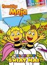 Pszczółka Maja Dodaj kolorów 2 Kolorowy świat Mai
