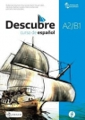 Descubre A2/B1 Podręcznik wieloletn + CD