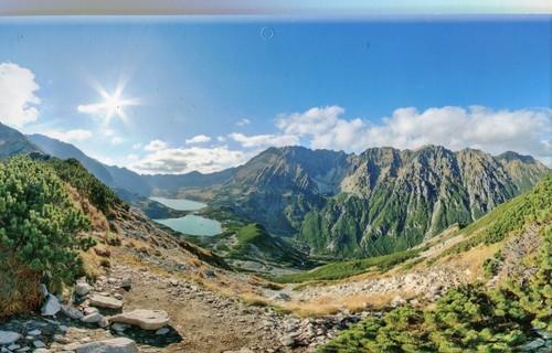 Kalendarz 2018 KTT Trójdzielny płaski Góry
