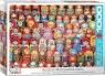 Puzzle 1000 Kolory Świata, Rosyjskie laleczki