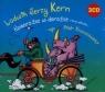 Nosorożce w dorożce i inne wiersze... Książka audio 3CD MP3 (Uszkodzone opakowanie)
