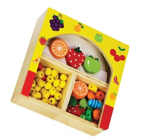 Mini zestaw jubilerski Owoce