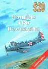 Nr 520 Douglas TBD-1 Devastator (Limited Edition) Nowicki Jacek, Ledwoch Janusz