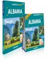 Albania light przewodnik + mapa Nowek Izabela
