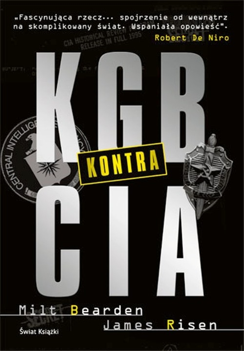 KGB kontra CIA Bearden Milt , Risen James
