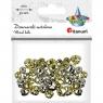 Dzwoneczki metalowe złote/srebrne (307918)