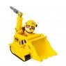 Psi Patrol: Pojazd podstawowy z figurką - Rubble i buldożer (6052310/20114323)