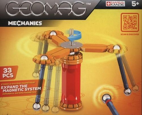 Geomag Mechanics 33 elementy
