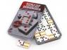 Gra logiczna Adar domino w metalowym opakowaniu (469006)
