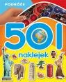 501 naklejek podróż
