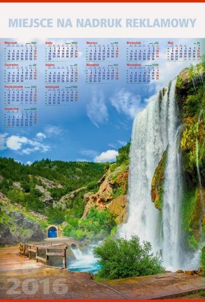 Kalendarz ścienny Telegraph B-1 670 mm x 988 mm (02)