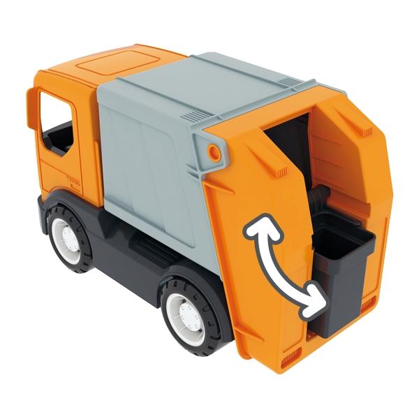 Auto Tech Truck - śmieciarka (35360)