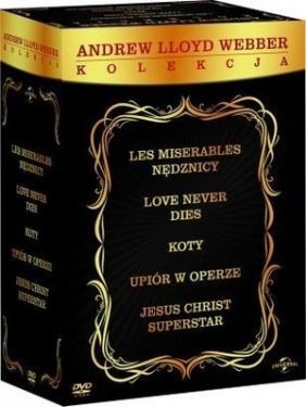 Andrew Lloyd Webber: Les Miserables. Nędznicy / Love Never Dies / Upiór W