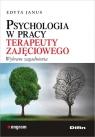Psychologia w pracy terapeuty zajęciowego