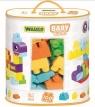 Baby Blocks - torba 100 elementów (41420)Wiek: 1+