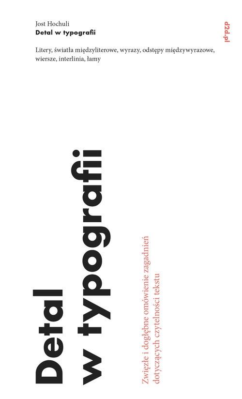 Detal w typografii Jost Hochuli