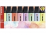 Zakreślacz Boss Pastel etui - 8 kolorów