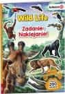 Schleich Wild Life Zadanie Naklejanie