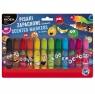 Pisaki zapachowe Kidea, 12 kolorów (DRF-080205)