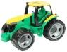 Traktor zielony  (02121)