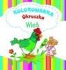 Wieś Kolorowanka Okruszka