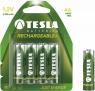 Akumulator Tesla AA Green+ HR6 4 sztuki na blistrze
